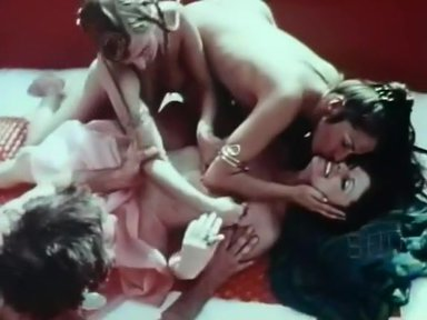 Cries Of Ecstasy, Blows Of Death - classic porn movie - 1973