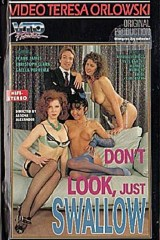 Don't Look Just Swallow - classic porn movie - 1989