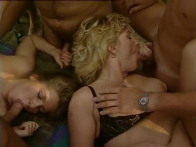 Double Gang Bang - classic porn film - year - 1995