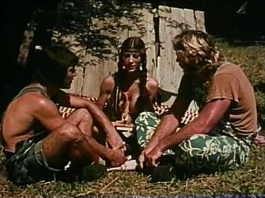 Indian Raid Indian Made - classic porn film - year - 1969
