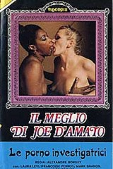 Le Porno Investigatrici - classic porn movie - 1981