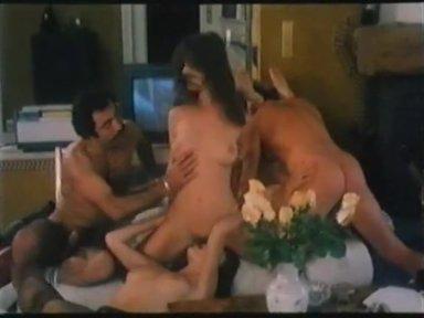 Les Petites Devergondees - classic porn movie - 1981