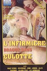 L'Infirmiere Drague Sans Culotte - classic porn film - year - 1993
