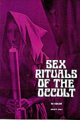 Sex Ritual Of The Occult - classic porn movie - 1970