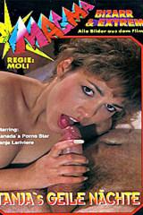 Tanja's Geile Nachte - classic porn movie - 1993
