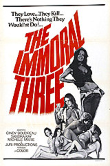 The Immoral Three - classic porn film - year - 1975