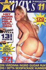 Шведский порно супер журнал maxs