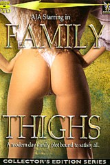 Family Thighs - classic porn movie - 1989