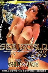 Sex World Girls - classic porn movie - 1987