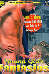 Young Girls Fantasies - classic porn movie - 1977