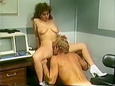 Luscious Lucy In Love - classic porn film - year - 1986
