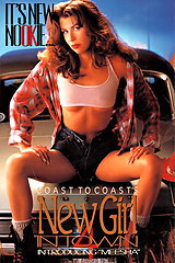 New Girl In Town 4 - classic porn movie - 1993