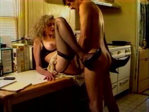 Older Women Younger Men - classic porn movie - 1992