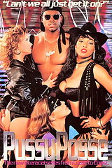 Pussy Posse - classic porn - 1994