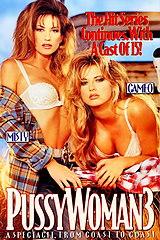 Pussywoman 3 - classic porn film - year - 1995