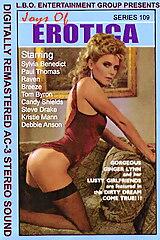 Joys Of Erotica 109 - classic porn movie - 1984
