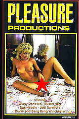 Pleasure Productions Volume 10 - classic porn movie - 1984