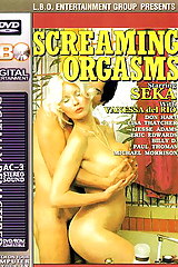 Screaming Orgasms - classic porn - n/a