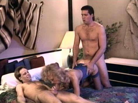Cheeks 6 - classic porn movie - 1992