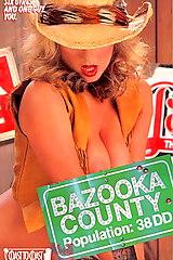 Bazooka County - classic porn movie - 1988