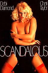 Scandalous - classic porn movie - 1990