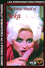 Erotic World of Seka - classic porn film - year - 1980