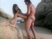 Racquel in Paradise - classic porn - 1990