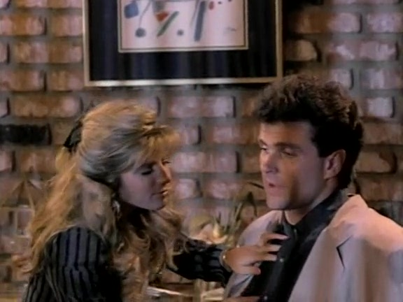 Malibu Spice - classic porn film - year - 1991