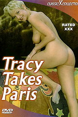 Tracy Takes Paris - classic porn film - year - 1987