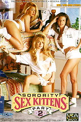 Sorority Sex Kittens 2 - classic porn film - year - 1992
