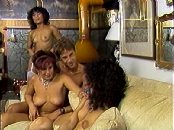 Girl on the Run - classic porn movie - 1985