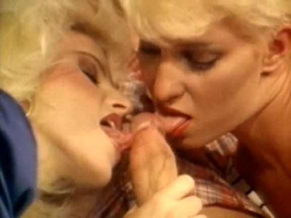 Shaved - classic porn movie - 1984