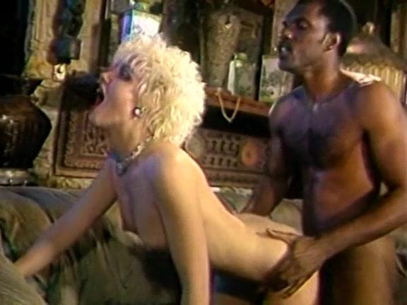 Pretty In Black - classic porn movie - 1986
