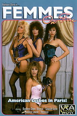 Femmes on Fire - classic porn movie - 1988