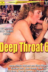 Deep Throat 6 - classic porn film - year - 1992
