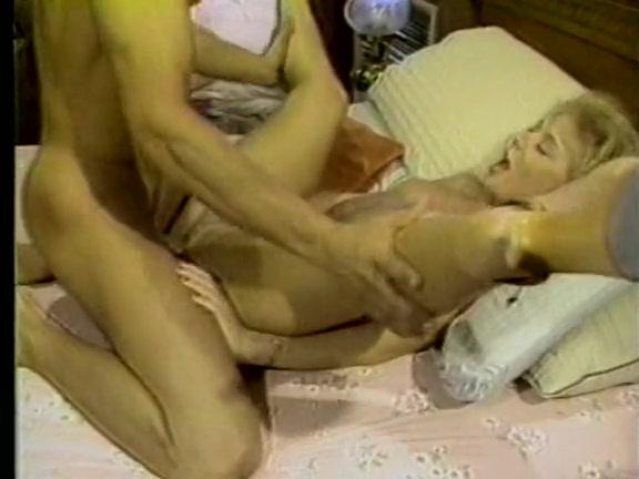 Coming in America - classic porn film - year - 1988