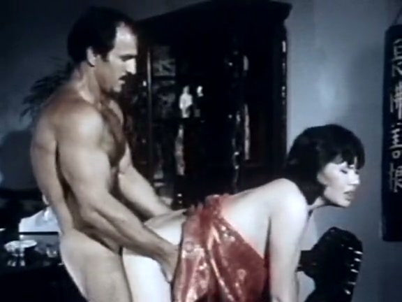 China and Silk - classic porn movie - 1984