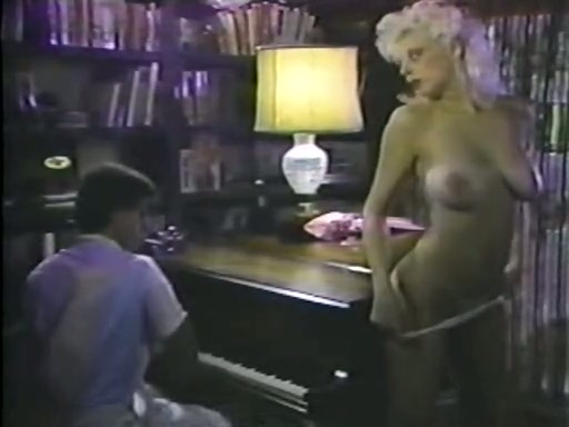 Backdoor to Hollywood - classic porn film - year - 1985