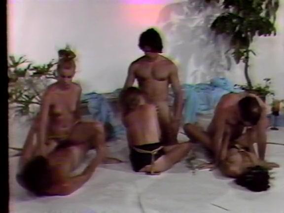 Blue Voodoo - classic porn movie - 1983