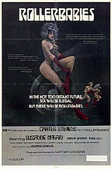 Rollerbabies - classic porn movie - 1976