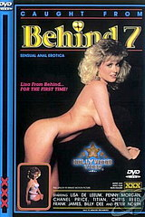 Caught from Behind 7 - classic porn movie - 1987