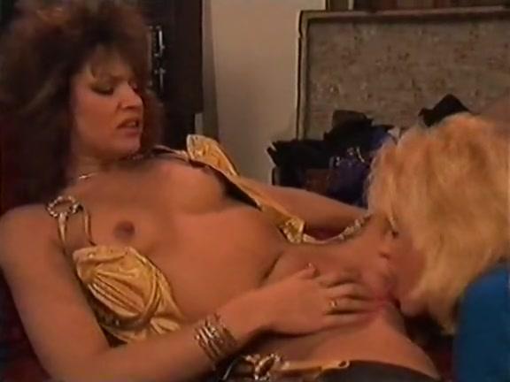 The Phantom of the Cabaret - classic porn movie - 1989