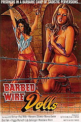 Barbed Wire Dolls - classic porn - 1975