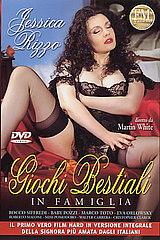 Giochi bestiali in famiglia - classic porn movie - 1990