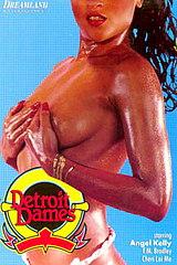 Detroit Dames - classic porn movie - 1989