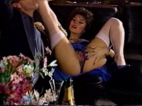 Girl with the Million Dollar Legs - classic porn movie - 1987
