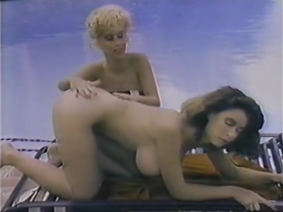 You Make Me Wet - classic porn film - year - 1985