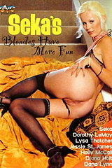 Blondes Have More Fun - classic porn movie - 1981