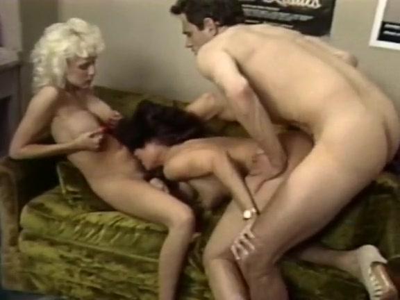 Raw Talent 3 - classic porn film - year - 1988
