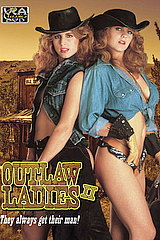 Outlaw Ladies 2 - classic porn - 1988